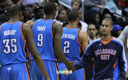 Oklahoma City Thunder 2012