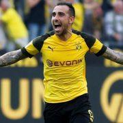 estadísticas dePaco Alcácer Borussia Dortmund