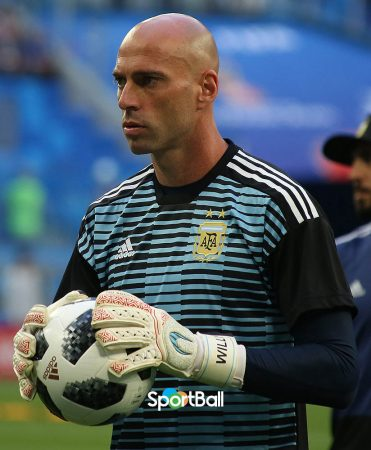 Willy Caballero Selección Argentina