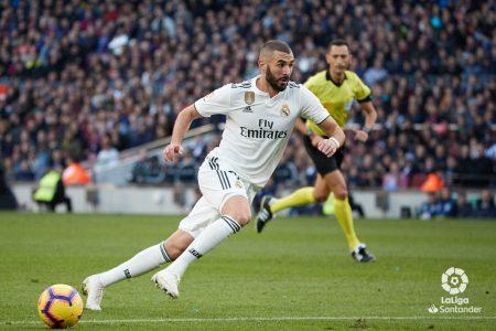 Benzema Real Madrid Clásico