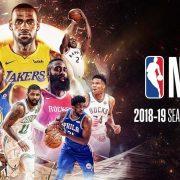 plantillas NBA 2018-19 de las 30 franquicias