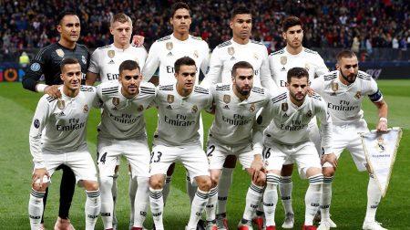 Real Madrid de Julen Lopetegui