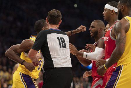 sanciones de la NBA: Chris Paul y Rajon Rondo
