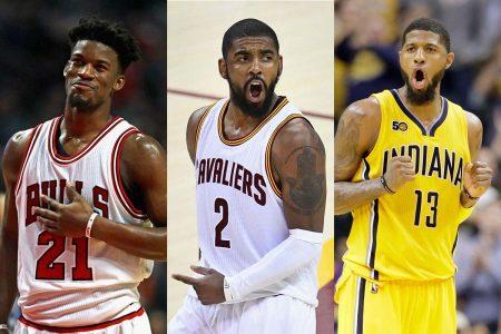 traspasos de la nba 2017-18: Butler, Irving y George