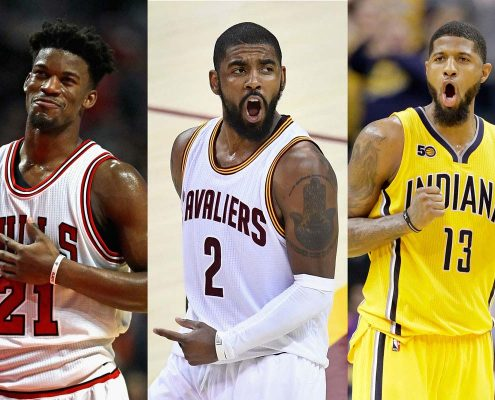 traspasos de la nba 2017-18: Butler, Irving y George