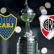 ¿Cómo llegaron Boca y River a la final de la Libertadores?