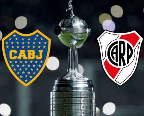 Boca y River Final Libertadores 2018