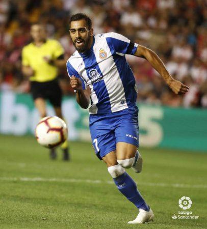 Borja Iglesias Espanyol 2018-19