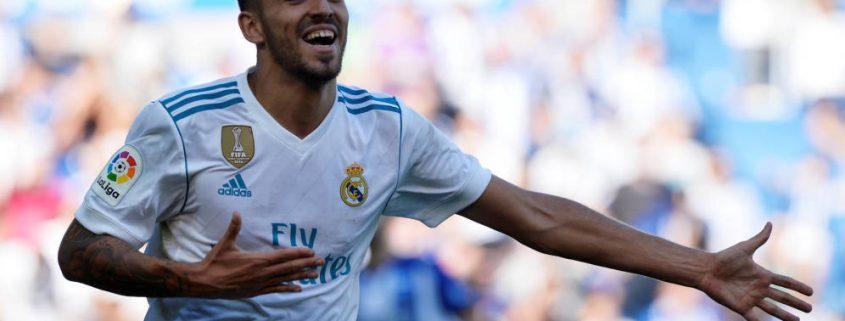 Dani Ceballos Real Madrid 2018-19
