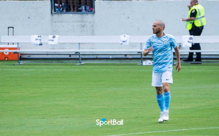 David Silva ya es leyenda del Manchester City