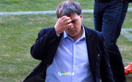 Gerardo Tata Martino Barcelona