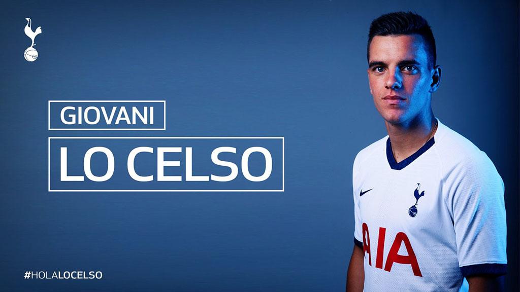 Cómo juega Lo Celso, nuevo jugador del Tottenham Hotspur.