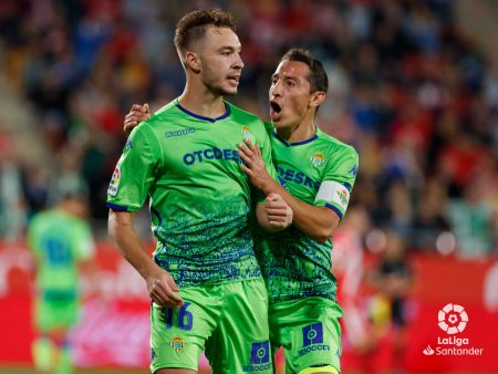 Loren Real Betis 2018-19