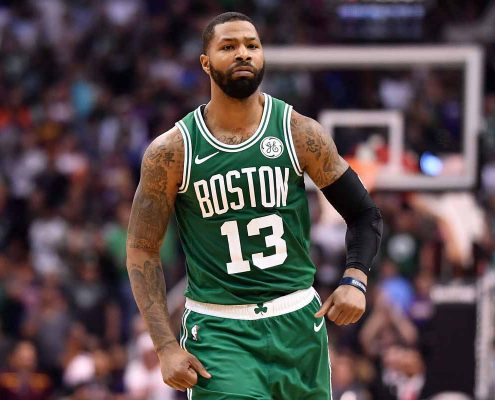 Marcus Morris Boston Celtics