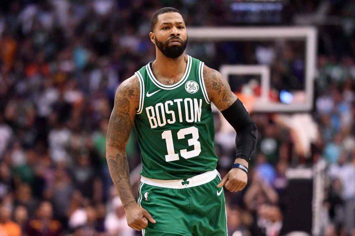 Marcus Morris Boston Celtics
