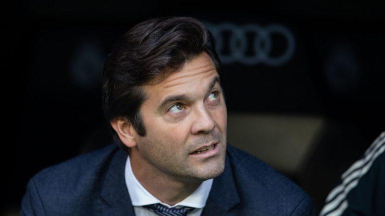 Santiago Solari entrenador Real Madrid