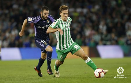 Sergio Canales Real Betis