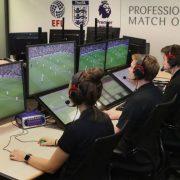 Introducción del VAR en la Premier League