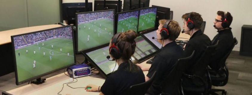 VAR en la Premier League