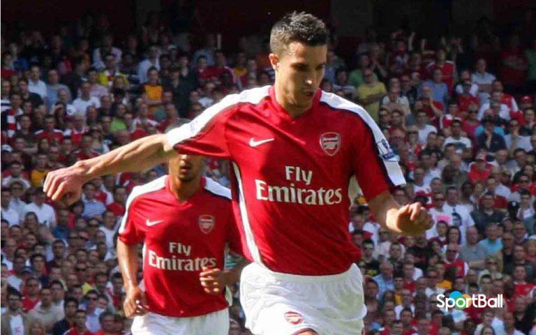 Van Persie Arsenal