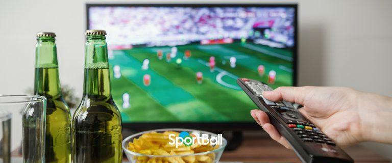 ¿Dónde televisan el partido de hoy?