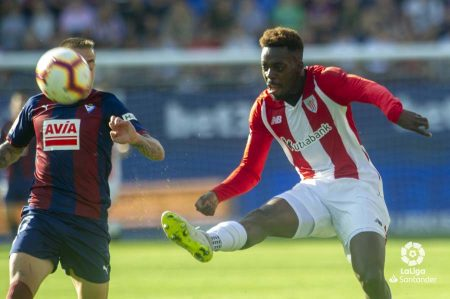 iñaki williams athletic bilbao 2018-19