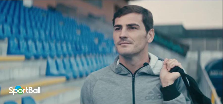 Iker Casillas, leyenda de la Champions League