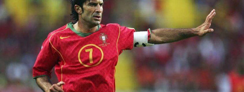 Luis Figo Portugal