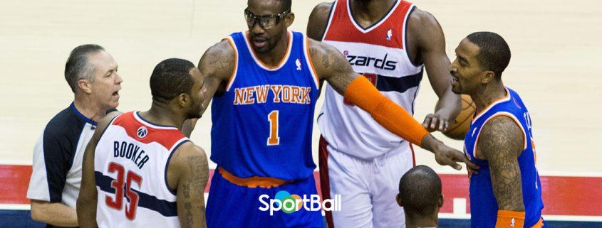 Las mejores peleas de la NBA: top 5