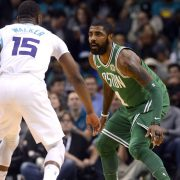 Calendario NBA Kemba Walker y Kyrie Irving