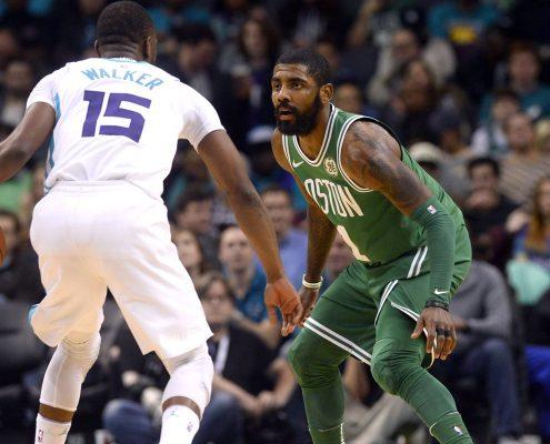¿Ocupará Kemba Walker el sitio de Kyrie Irving en los Celtics?
