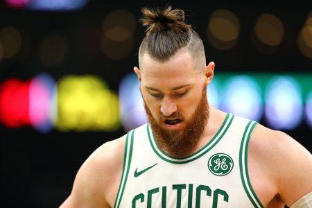 Lesión de Aron Baynes Boston Celtics
