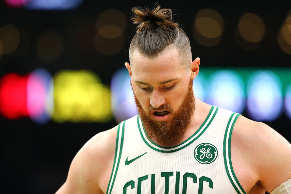Lesión de Aron Baynes Boston Celtics