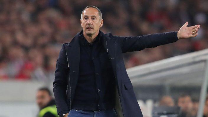 Adi Hutter Eintracht Frankfurt 2018-19
