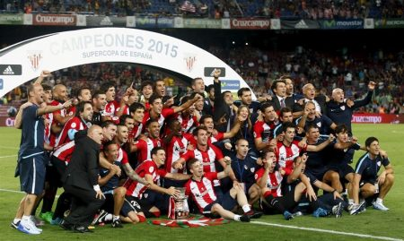 Athletic Bilbao Supercopa España 2015