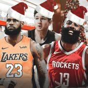 Navidad NBA: un gran menú para estas fiestas