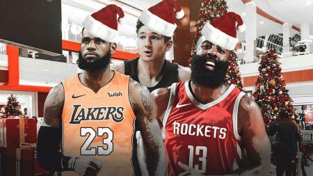 Calendario NBA Navidad