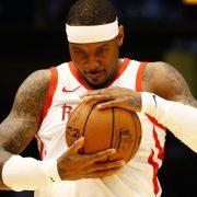 ¿Está Carmelo Anthony acabado?
