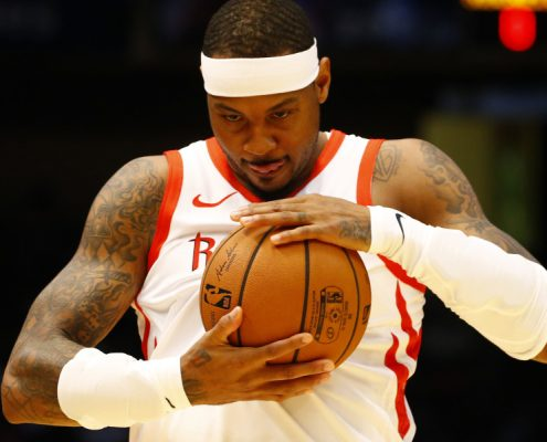 Carmelo Anthony Houston Rockets