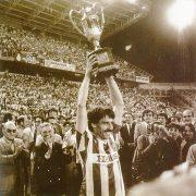 La historia de la Copa de la Liga del Real Valladolid en 1984