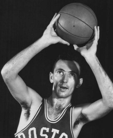 Estadísticas y récords de Bob Cousy Boston Celtics