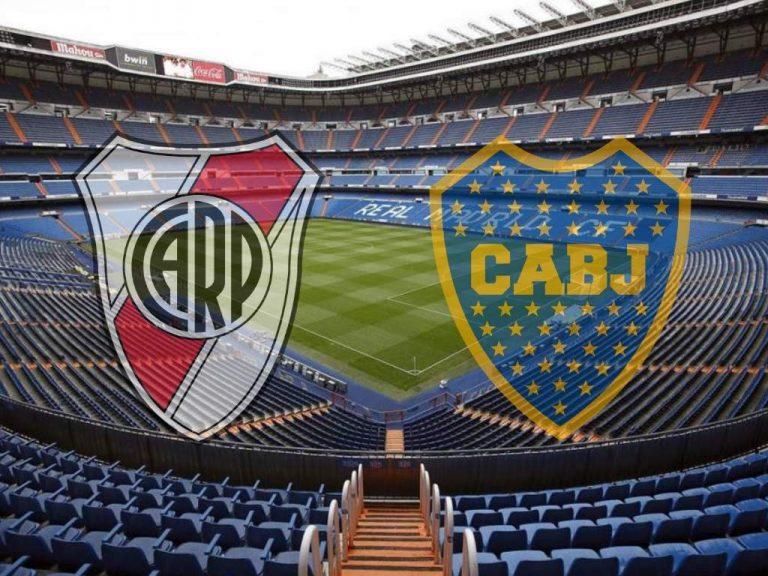 Final Copa Libertadores 2018 River Plate Boca Juniors Santiago Bernabéu Madrid