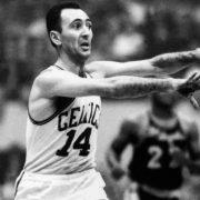 Estadísticas y récords de Bob Cousy, un villano que terminó siendo héroe