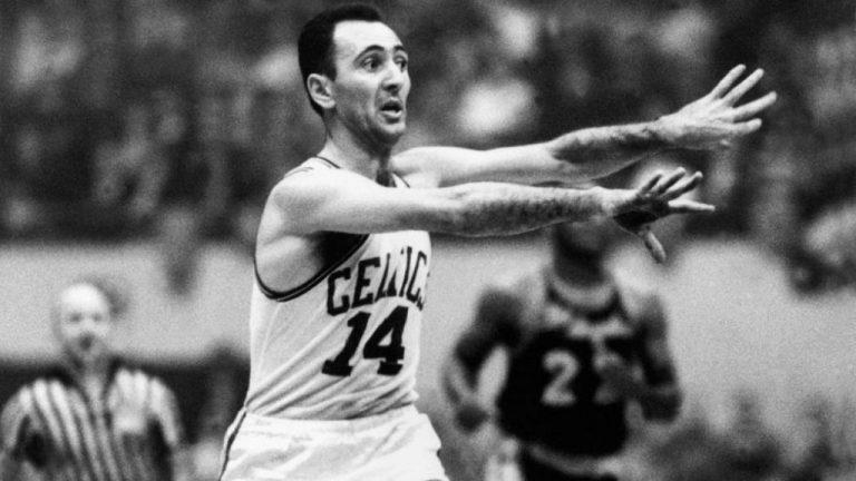Historia de Bob Cousy con Boston Celtics