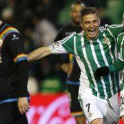 Top-5 de máximos goleadores del Real Betis en el siglo XXI
