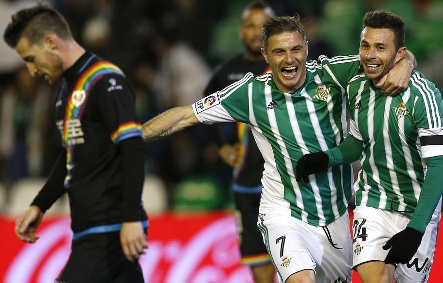 Joaquín Rubén Castro Real Betis