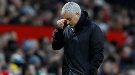 Jose Mourinho despedido Manchester United