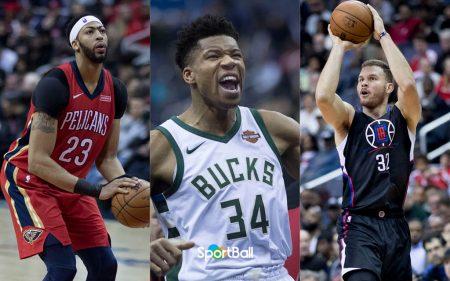 Mejores ala-pivots de la NBA en 2019