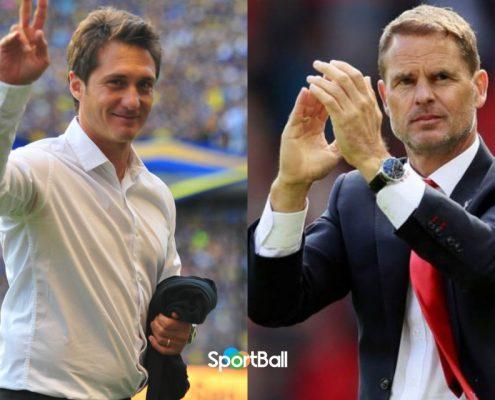 Mejores entrenadores de la MLS: Guillermo Schelotto y Frank de Boer
