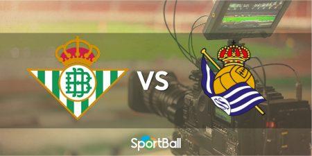 Octavos de final de la Copa del Rey 2018-19 Betis Real Sociedad